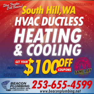 Ductless Heating and Cooling South Hill